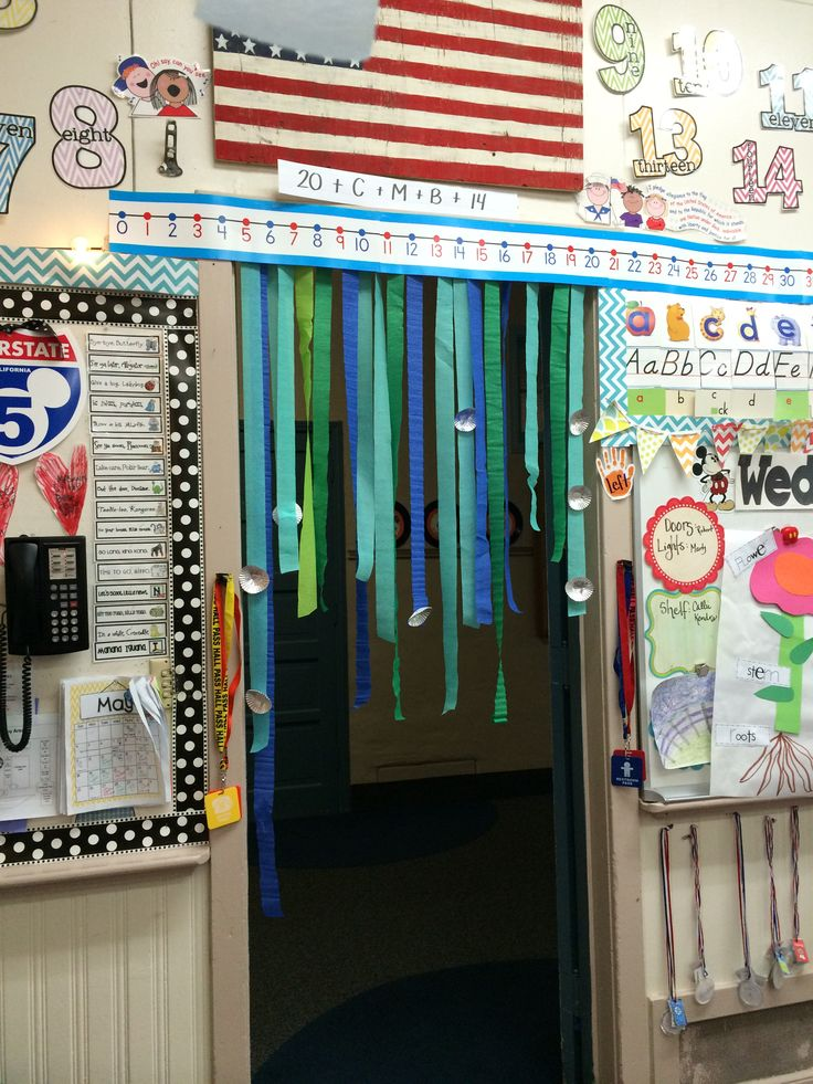 Open House  Ocean Theme  Streamers... Preschool Open HousesOcean  ThemesKinder ...
