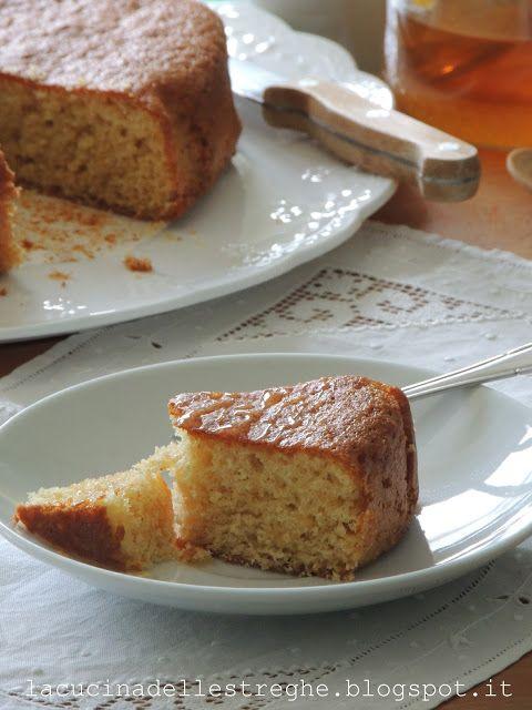 La cucina delle streghe: Torta allo yogurt con farina integrale
