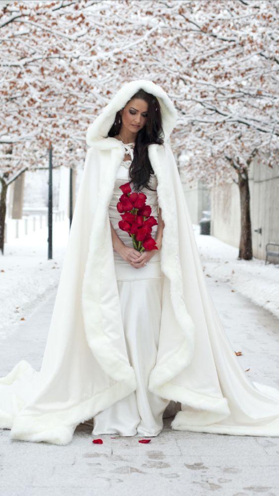 Winter  & Fall Wedding Dress inspiration for 2016... Hot Chocolates - Chocolate Fountain Hire   #wedding #weddings #bride #groom #dress #weddingdress #winter #fall #christmas   www.hotchocolates.co.uk www.blog.hotchocolates.co.uk www.evententertainmenthire.co.uk