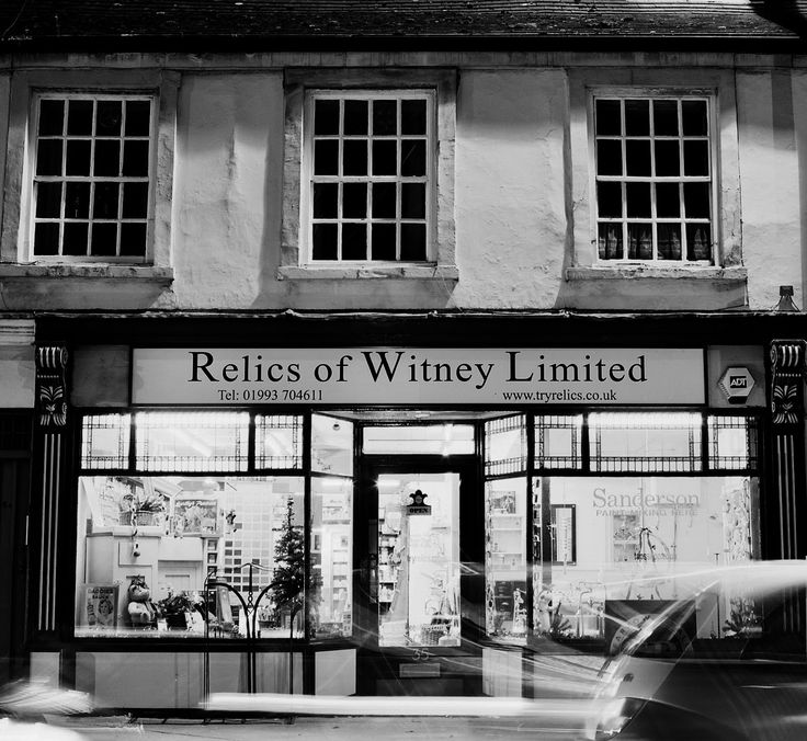 Relics of Witney – 35 Bridge Street, Witney