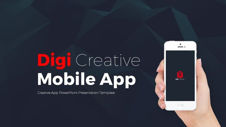 Digi Creative PowerPoint Presentation Template