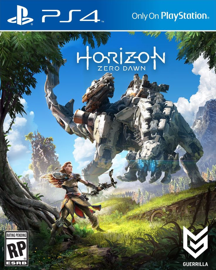 Horizon Zero Dawn (PS4)