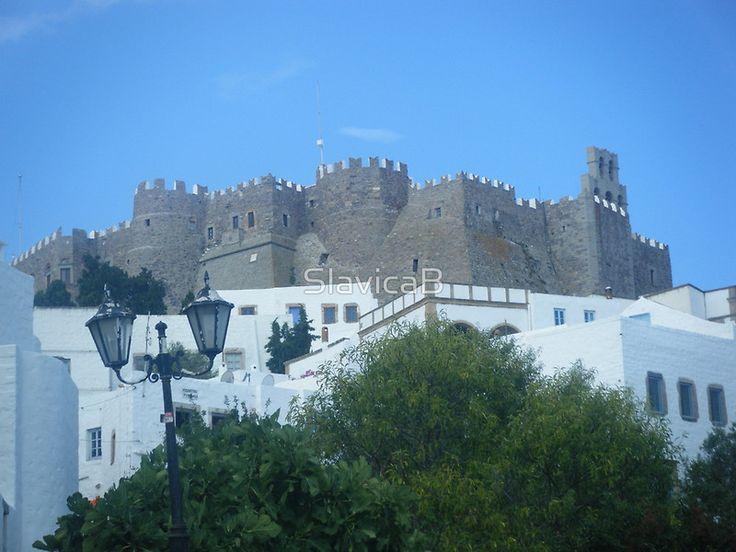 Patmos Island St John Monastery 1