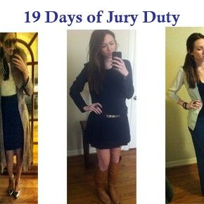 19 Days of Jury Duty