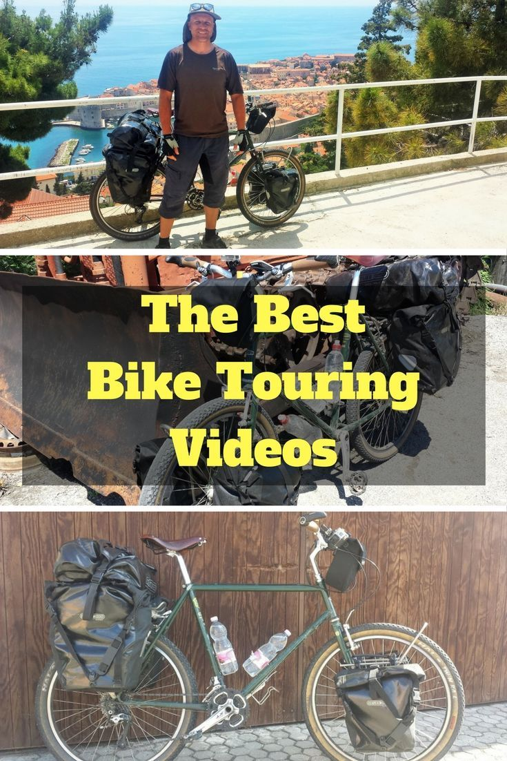 My Best Bike Touring Videos Cool Bikes Touring Bicycle
