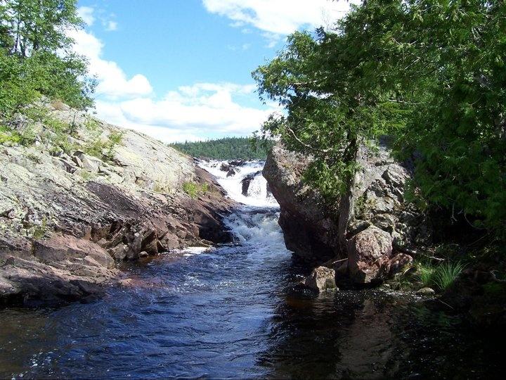 Rainbow Falls Provincial Park - 10 août 2011