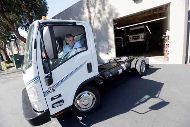 SASK NEWS HEADLINES :: Tesla Motors co-founder Ian Wright wants to electrify gas-guzzling commercial trucks - https://www.showcasesaskatchewan.com/sask-news/2015/06/tesla-motors-co-founder-ian-wright-wants-to-electrify-gas-guzzling-commercial-trucks/