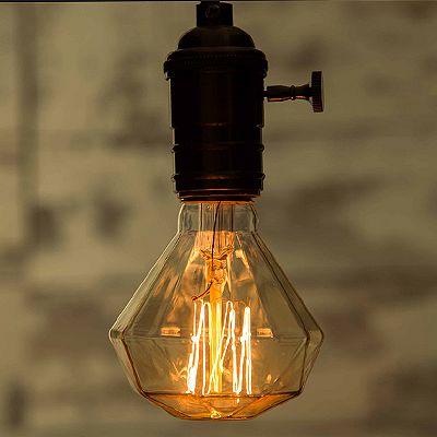 Żarówki dekoracyjne EDISON - Oświetlenie - sklep internetowy Kwazar-Lampy.pl