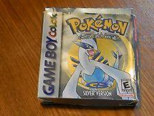 Pokemon Silver Version Game Boy Color CIB  get it http://ift.tt/2cp84cs pokemon pokemon go ash pikachu squirtle