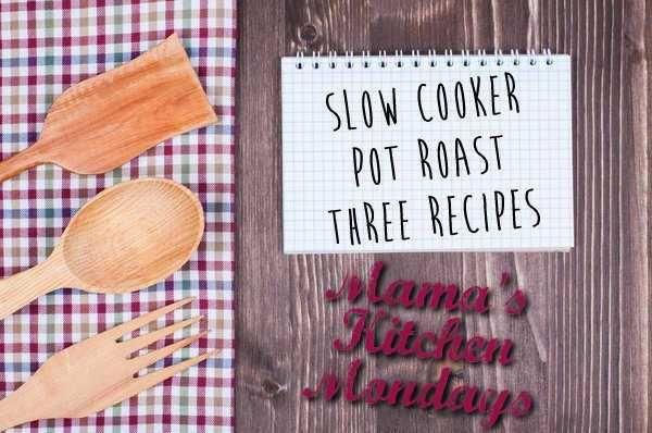 Mama's Kitchen No.3 - Pot Roast - 3 recipes - Image credit: brat82 / 123RF Stock Photo
