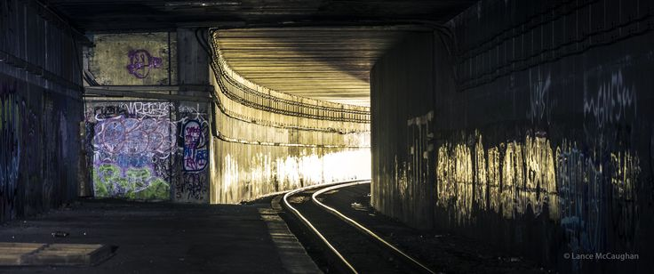 https://flic.kr/p/YpLdsm | Underground Railway Station Hamilton NZ Forgotten World -