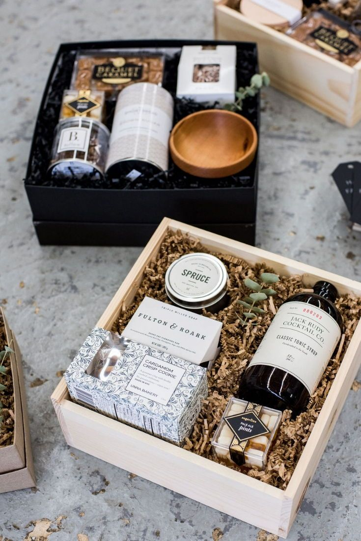 Fathers day gifts masculine gift boxes filled with