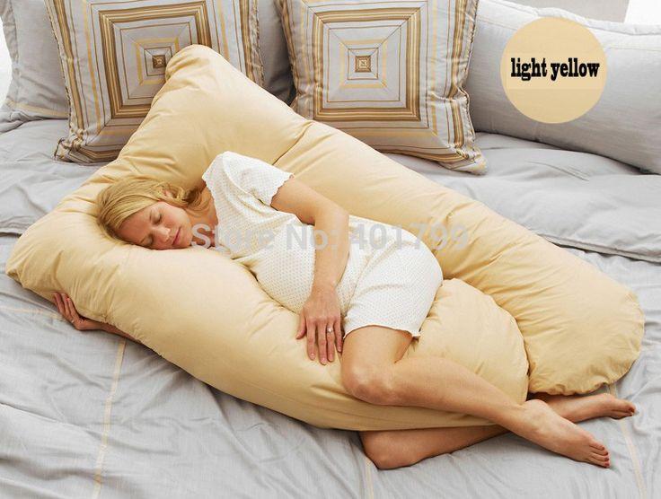 Hoge kwaliteit u-stijl cozy comfort zwangerschap kussen(China (Mainland))