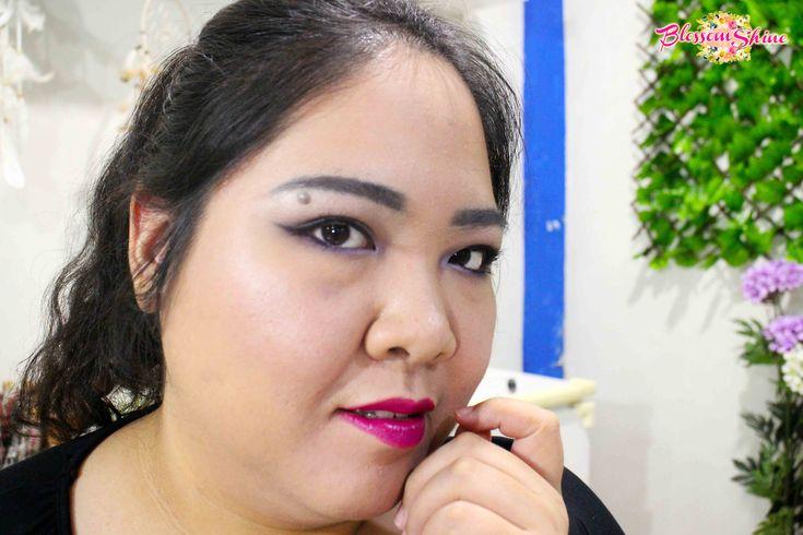 Ultraviolet Makeup 08 . #blossomshine #makeup #makeupcollaboration #stillainthemoment #purpleeyeshadow #ultraviolet #Pantone2018 #smokeyeyes #purplesmokeyeyes