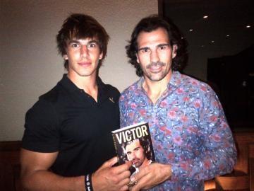 Eben Etzebeth and Victor Matfield, the gentle giants of the rugby world