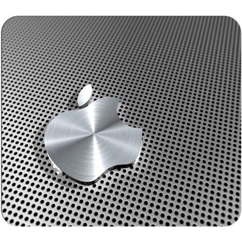 Aluminum Apple Mouse Pad - $11.99