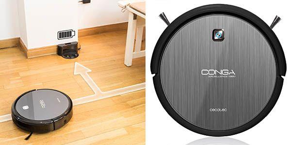 Hablamos Del Cecotec Conga Excellence 990 Un Robot Aspirador Con 4