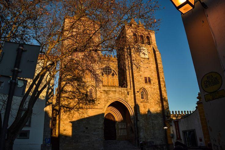 Evora - UNESCO Welterbe - Kathedrale Traveller  ... #evora #rotadopeixe #visitalentejo #aptece #madomistours