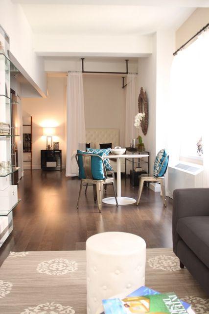 414 best casa e decora o images on pinterest ideas para for Apartamentos decorados pequenos