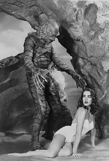 Julie Adams Picture-Creature From The Black Lagoon