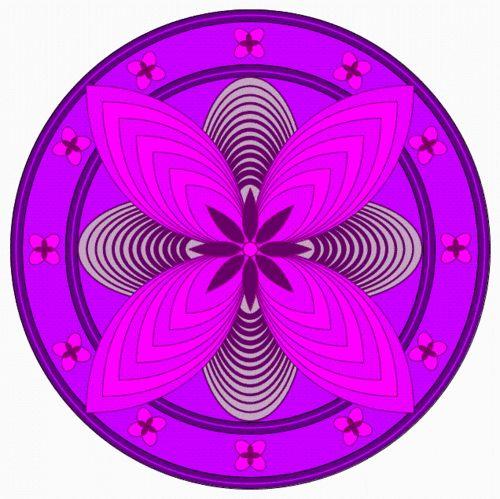 "Mandala, ""Astral Projection."""