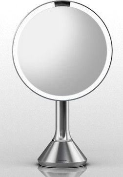 Lighted Makeup Vanity Mirror - contemporary - makeup mirrors - simplehuman