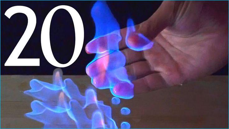 Experimente științifice, reacții chimice și iluzii optice. 20 Experimente uimitoare în știință! Compilație   #amazing #awesome #Chemistry #coc... #cool #discovery science #experiment #Experiments #fun for kids #Home Science #maricv84 #Science #science experiments #video