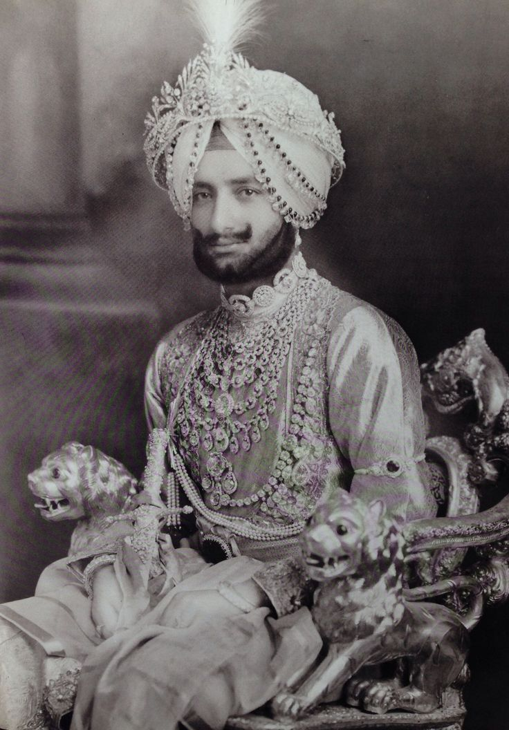 Maharaja De Patiala Royalities Of India Pinterest Patiala And