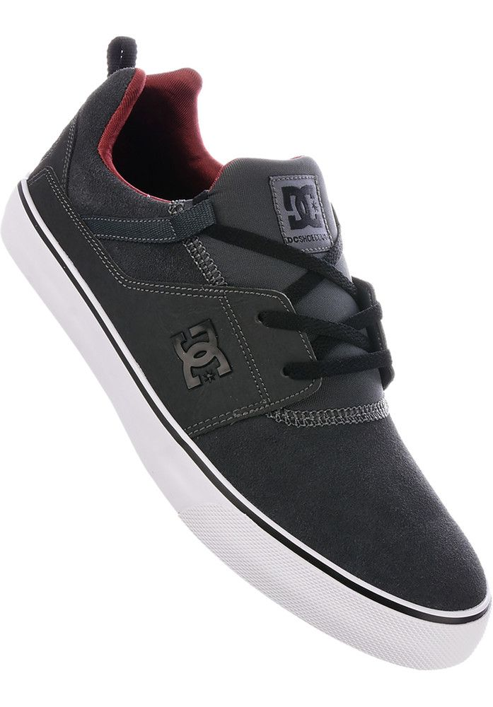 DC Red de Hombres SE, Gray Resin Rinse, 8 D US