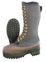 Hoffman felt pac lineman boots