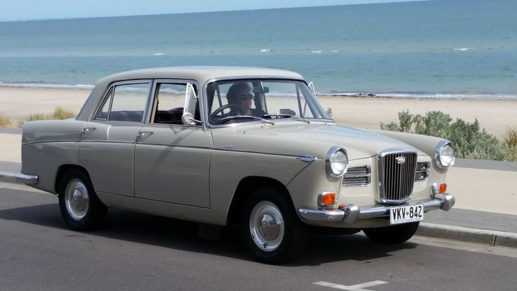 1965 Wolseley 24/80 Mk11 (Australian made). Newly repaired door panels, cut & polished & new 60s style wheel trim rings