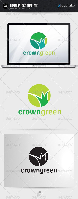 Crown Green Logo
