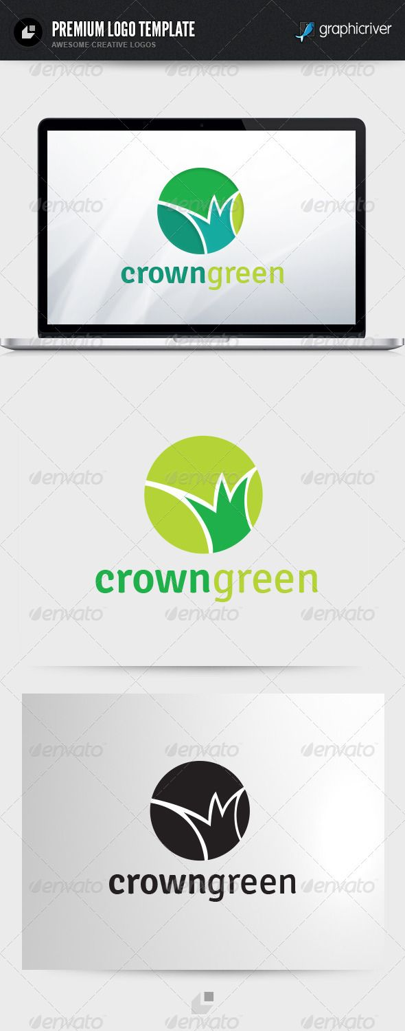 Crown Green Logo