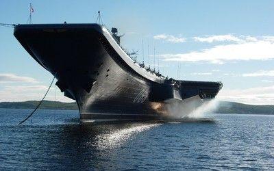 Aircraft carrier wallpaper