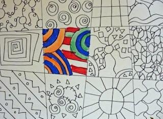 linie a tvary
