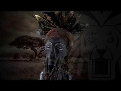 Songye Bassonge Figur, Kongo Afrika 75cm - YouTube