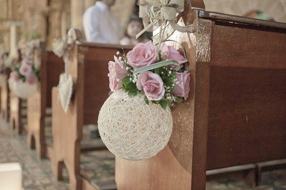 flores con hilo - Buscar con Google