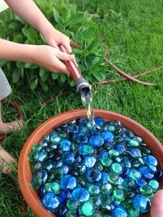 Make A Bee Waterer And Assist Hydrate Our Pollinators