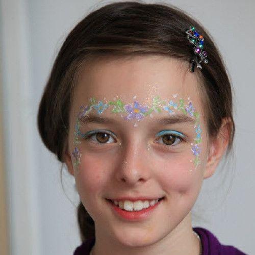 Fairy Face Paints & Glitter
