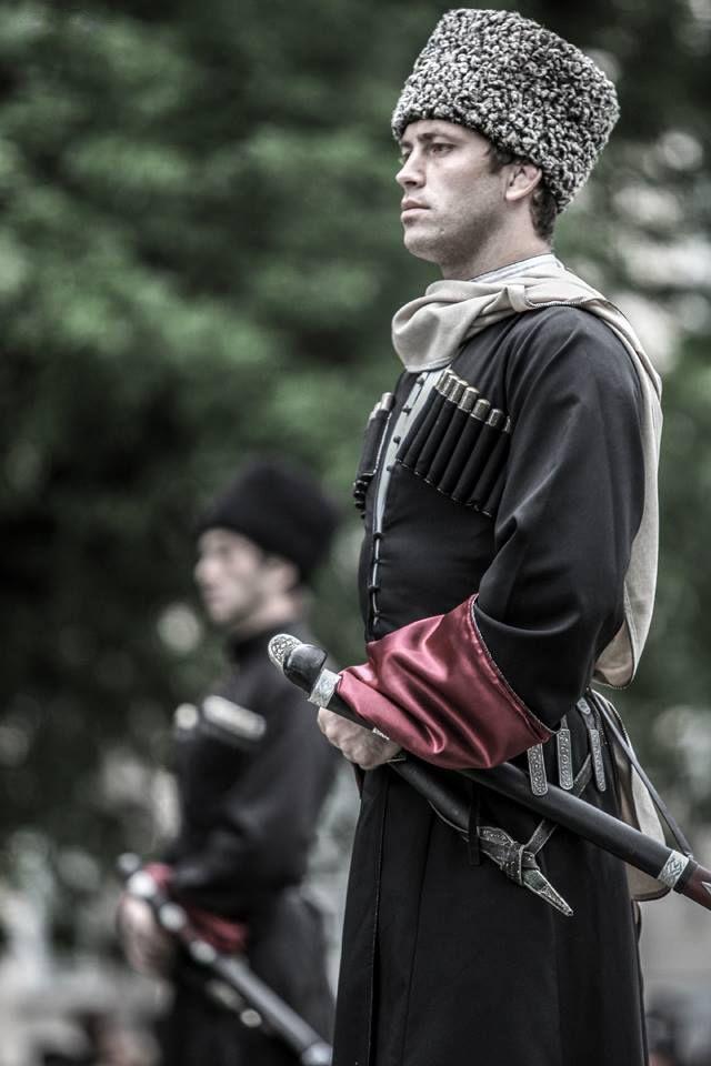 Circassian man wearing Circassian traditional costume, Çerkes erkeği | #черкес #черкесы #кабардиец #кабардинцы #адыги #адыгэ #Kabardey #Kabartay #Kabardin #Kabardian #Kabardians #Çerkes #Çerkesler #Çerkez #Çerkezler #Cherkess #Adige #Adyghe #noble #fashion #style #dress #men #fur #hat #sword #Cherkeska