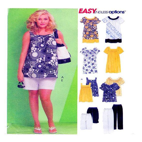 Butterick 5640, Women, Casual Summer Fashion, Walk…