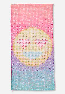 Emoji Sleeping Bag