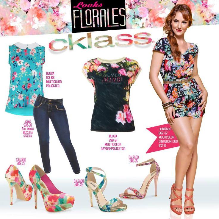 Porque las flores nunca pasarán de moda... úsalas esta Primavera. En Cklass tenemos varias opciones para ti. Consulta más modelos en la página: www.cklass.com y ¡Reinventa tu Estilo!