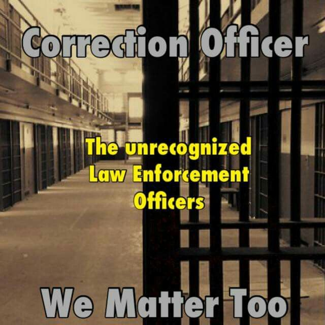 347 best corrections officer 101 images on pinterest police officer police humor and work humor - Correctional officer jobs ...