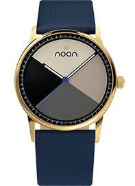 シンプルだけど個性的。ヌーンウォッチ。革ベルトの腕時計 ブランド