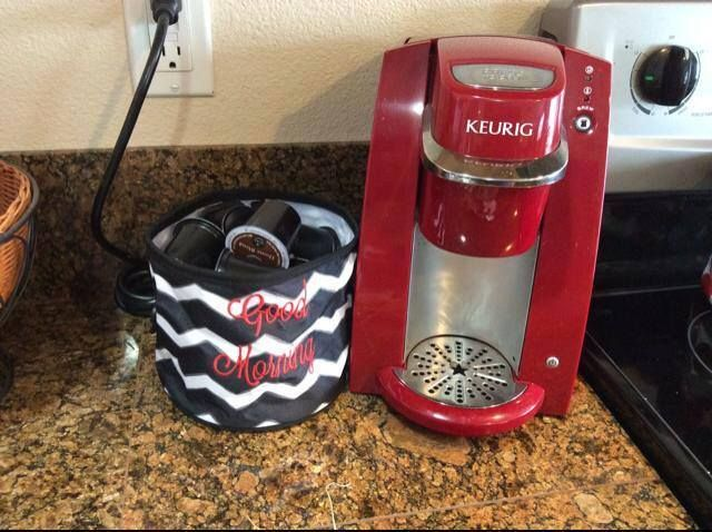 Thirty-One Gifts - Oh Snap Bins are great for K-Cups!!! www.mythirtyone.com/alysesimons/