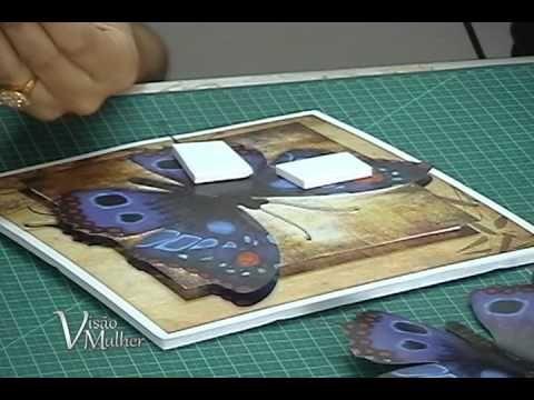 Visão Mulher - Dica de artesanato: Arte Francesa