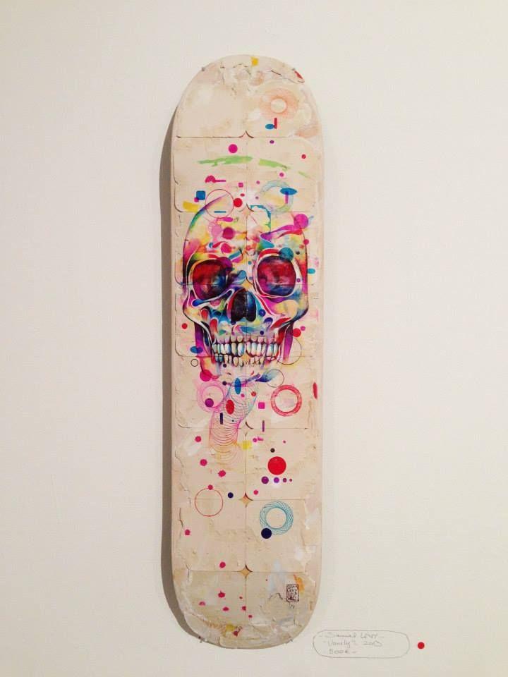 La culture Skate s'expose au Luxembourg – Wheelcome On Board | Artcitytrip.com – Centralisation des expositions #SkateBoard #design #art