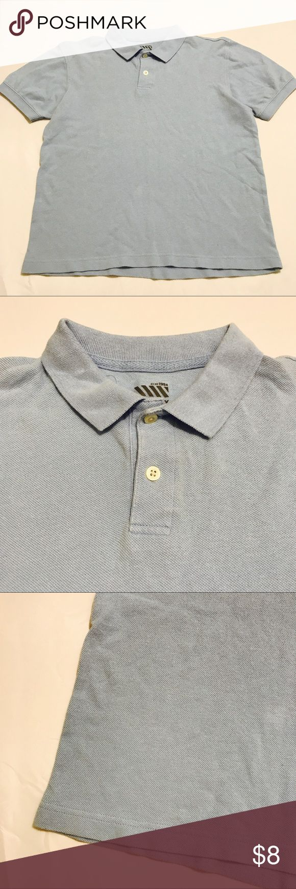 Old Navy Blue Polo Collared Shirt L 10/12 Old Navy Blue Polo Collared Shirt L 10/12 Excellent condition no flaws 5.05 oz Old Navy Shirts & Tops Polos