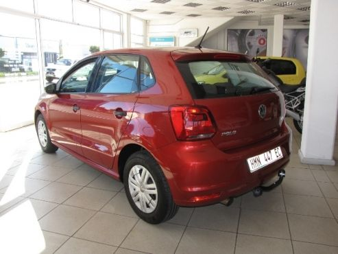 2014 Volkswagen Polo GP 1.2 Tsi Trendline •40 006 kms •R166 900 •5 Speed Manual •Hatchback •TOWBAR •4 Cylinder – 1.2L – 66 kW •Radio ((Entry Gen2) – Touch Screen •Cloth Upholstery •Anti Theft Alarm System •Hill Hold Control •Steel Wheels •Hub-Cabs •Glove Compartment Cooling System •ISOFIX •Front Electric Windows (only) •Airbags •Air Conditioning •Power Steering •Balance of Factory warranty till: 9/07/2017 or 120 000 kms whichever comes first •PORT ELIZABETH •Prestige…